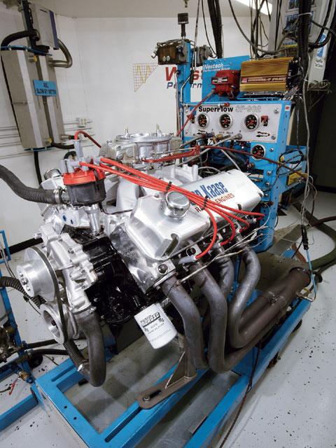 Jon Kaase Racing Engines Kaase P 51 Big Block Ford Wedge