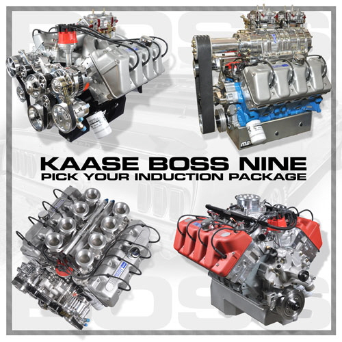 Jon kaase custom built boss nine engines from street to strip muscle car show car street rods to full out racing applications jon kaase racing engines inc are producing boss nine replica malvernweather Choice Image